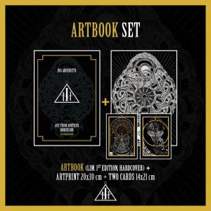 Artbook Liber Suggestionium Ina Auderieth