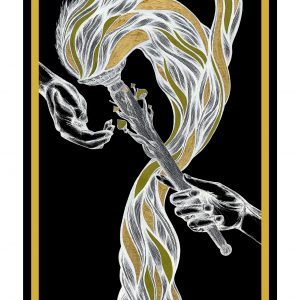 Ace of Wands / Ass der Stäbe Tarot