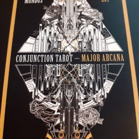 Tarotdeck Conjunction Tarot Major Arcana