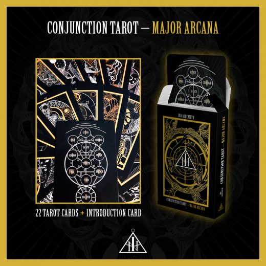 Tarotdeck Conjunction Tarot Major Arcana