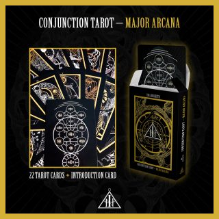 Conjunction Tarot Major Arcana